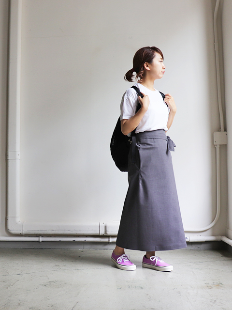DESCENTE PAUSE(デサントポーズ) WRAP SKIRT