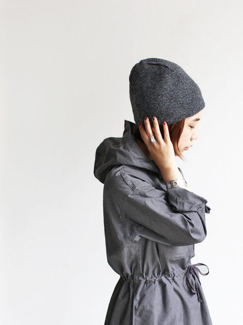 ENGINEERED GARMENTS(エンジニアードガーメンツ) Long Beanie -HB Freece