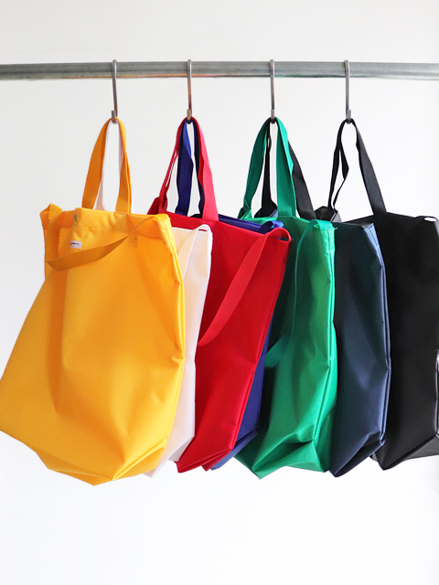 ENGINEERED GARMENTS(エンジニアードガーメンツ) Carry all tote - Pack cloth