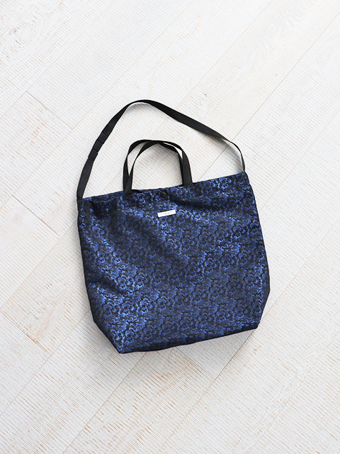 ENGINEERED GARMENTS(エンジニアードガーメンツ) Carry All Tote -Shiny PC Jacquard