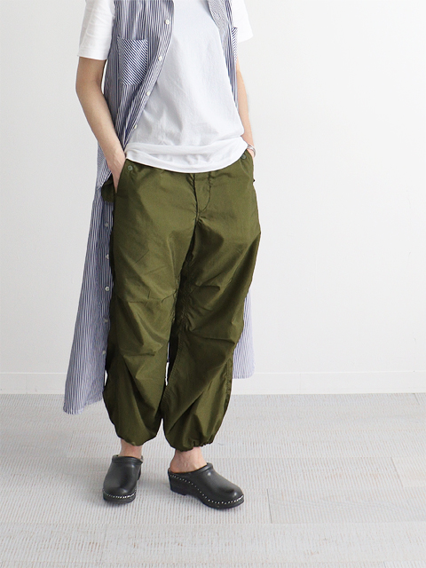 ENGINEERED GARMENTS(エンジニアードガーメンツ) Over Pant -Nylon Micro Ripstop