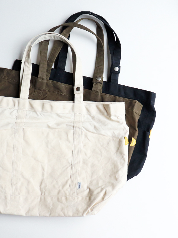 GRIP SWANY(グリップスワニー) CAMP GEAR TOTE