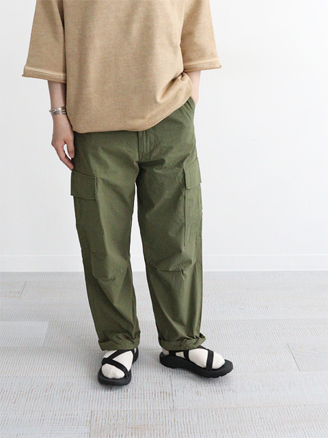 HATSKI(ハツキ) Jungle Fatigue Pant HTK-21004