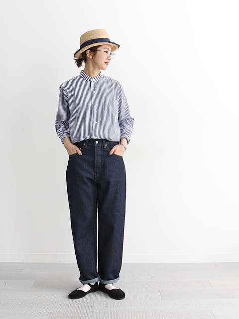 HATSKI(ハツキ) Straight Washi Denim