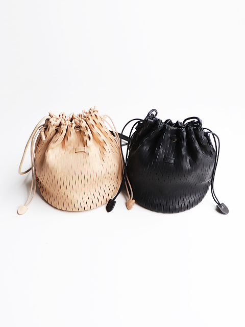 i ro se(イロセ) NET BUCKET BAG MINI