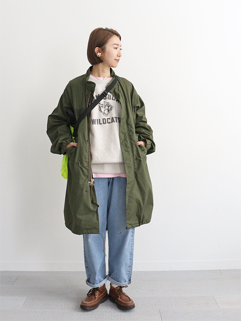 DEADSTOCK US ARMY M-65 FISHTAIL PARKA -X-SMALL-