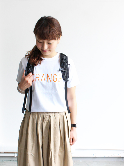 Strato Embroidery Tee -Color