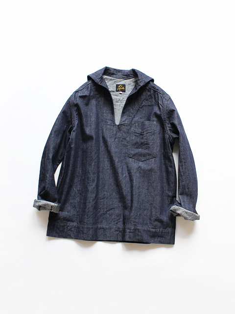 Needles(ニードルズ) Sailor Shirt -10oz denim