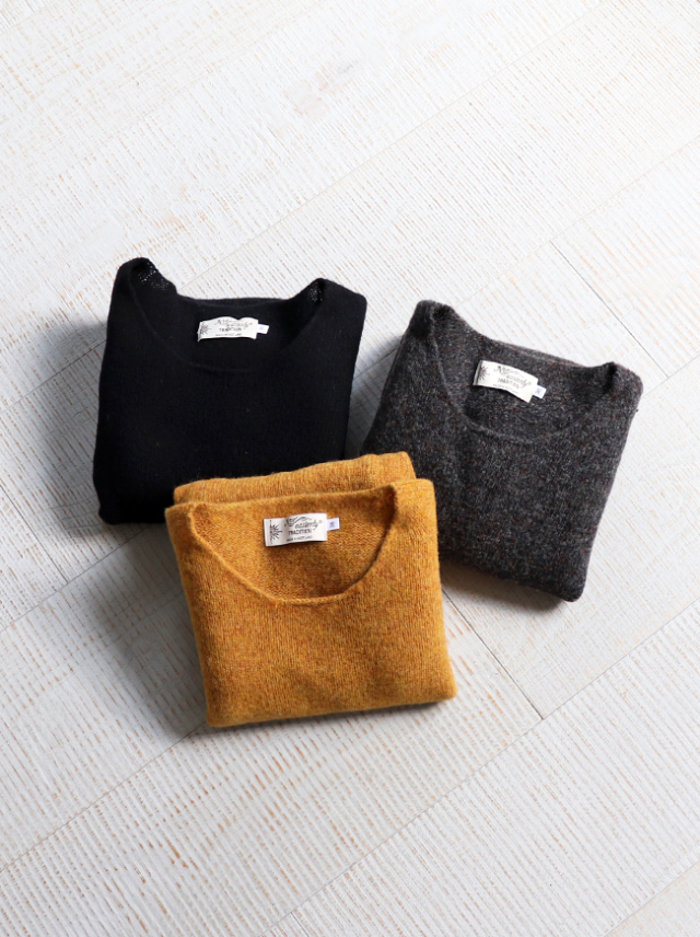 Nor' Easterly(ノアイースターリー) L/S ワイドネック