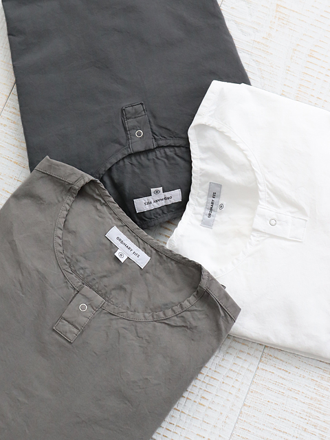 Ordinary fits(オーディナリーフィッツ) DYER SHIRTS