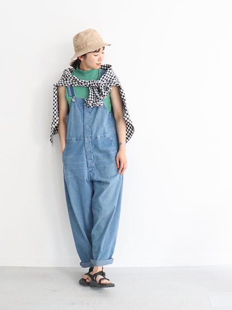Ordinary fits(オーディナリーフィッツ) DUKE OVERALL -USED