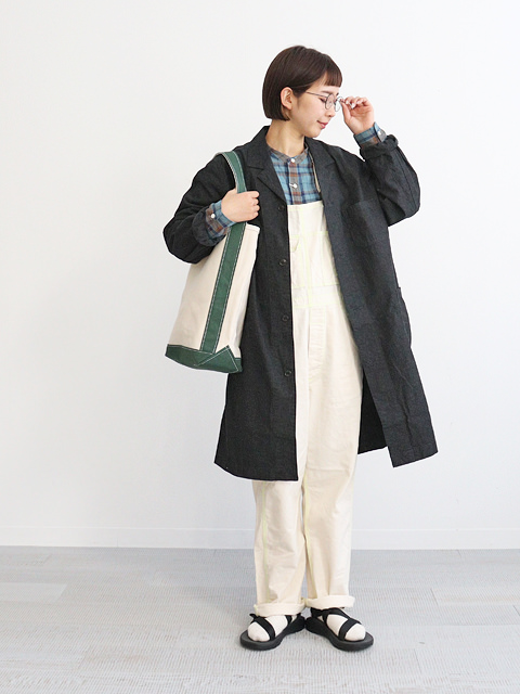 Ordinary fits (オーディナリーフィッツ) DOCTOR COAT