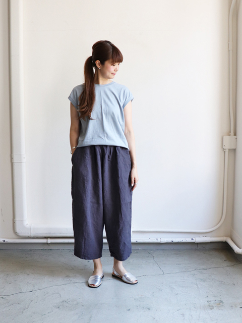 ORDINARY FITS(オーディナリーフィッツ) BALL PANTS -Linen