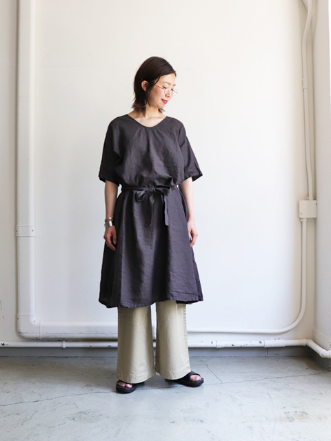 ORDINARY FITS(オーディナリーフィッツ) ROUGH ONEPIECE