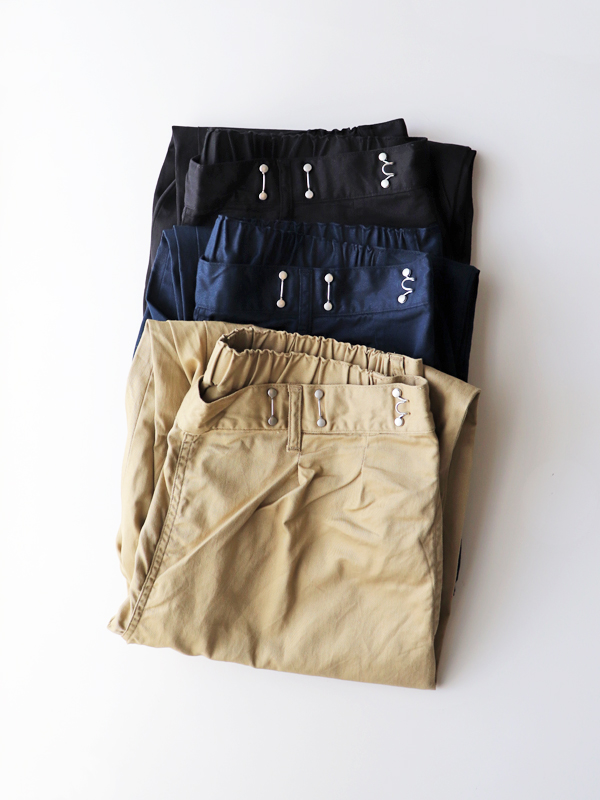 ORDINARY FITS(オーディナリーフィッツ) BOTTLES PANTS