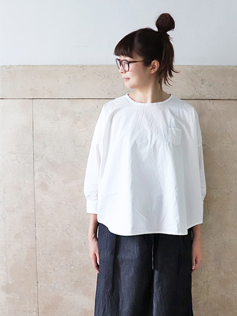 Ordinary fits(オーディナリーフィッツ) PULL BARBER SHIRT