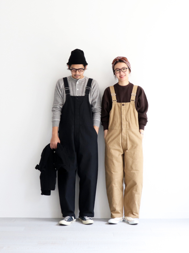 Ordinary fits(オーディナリーフィッツ) DUKE  OVERALL