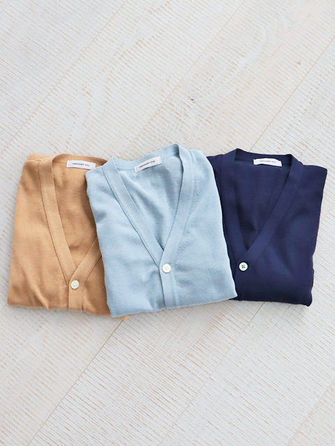 Ordinary fits(オーディナリーフィッツ) CARDIGAN KNIT