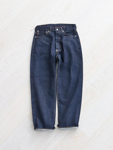 Ordinary fits(オーディナリーフィッツ) NEW FARMERS 5P DENIM -ONE WASH