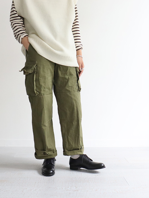 orSlow(オアスロウ) M-47 French Army Cargo Pants