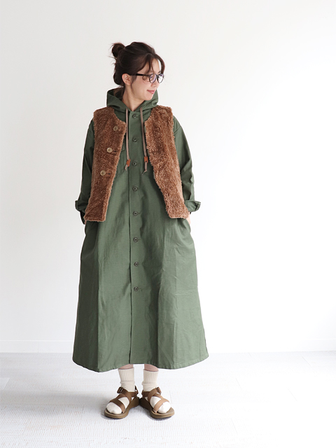 orslow(オアスロウ) HO0DED US ARMY LONG SHIRT