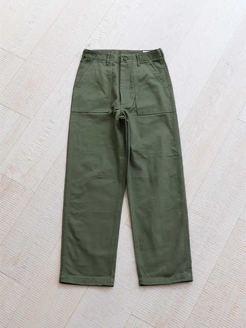 orslow(オアスロウ) HIGH WAIST FATIGUE PANTS