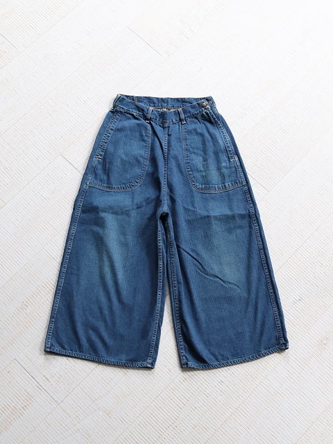 orslow(オアスロウ)  BAGGY RANCH PANTS -USED