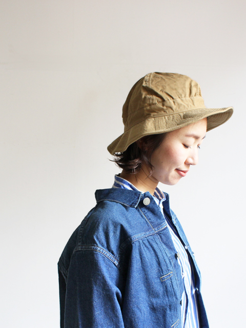 orslow(オアスロウ) US NAVY HAT -Khaki