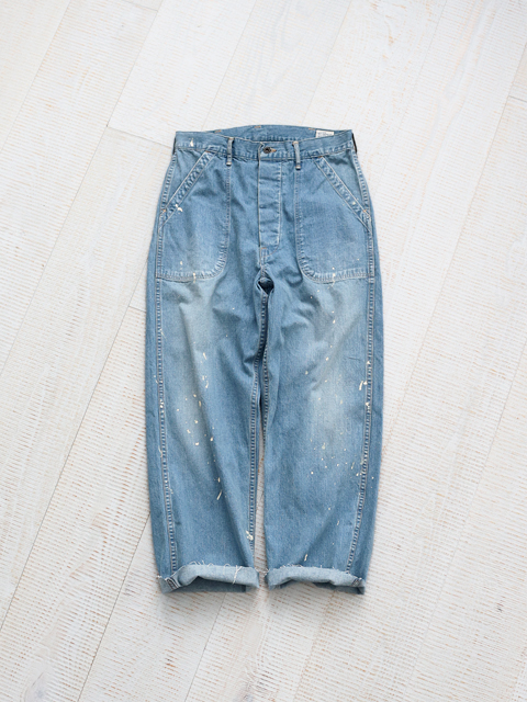 orslow(オアスロウ) US Navy Utility Pants - 3Year  Wash with Paint