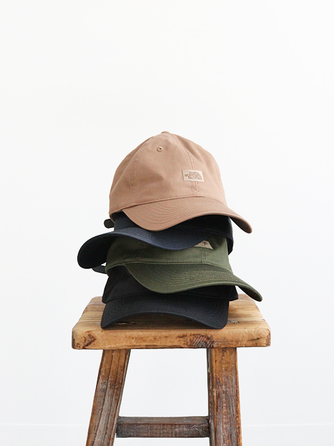 THE NORTH FACE PURPLE LABEL(ザ ノース フェイス パープルレーベル)Stretch Twill Field Cap