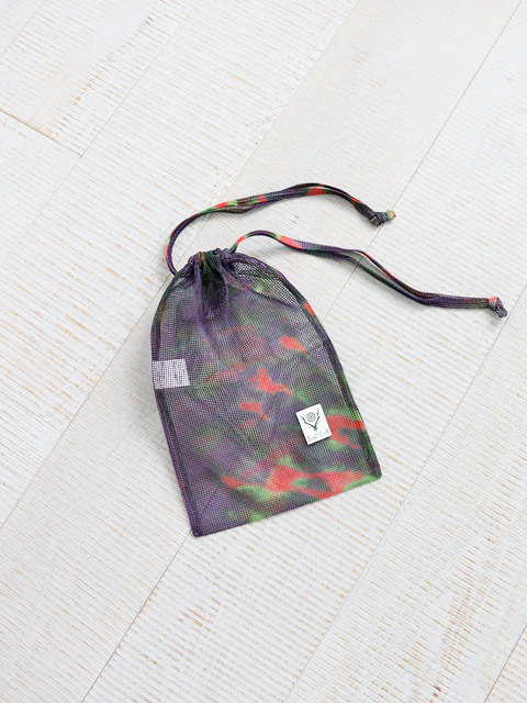 SOUTH2 WEST8(サウスツーウェストエイト) String Bag -Lightweight Mesh