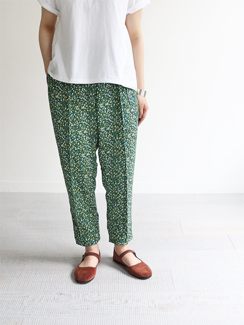 SOUTH2 WEST8(サウスツーウェストエイト)  String Slack Pant - Froret Print