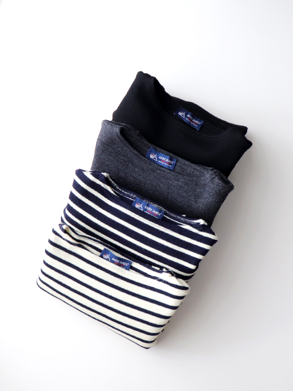 SAINT JAMES (セントジェームス) OUESSANT MODEL SWEATER