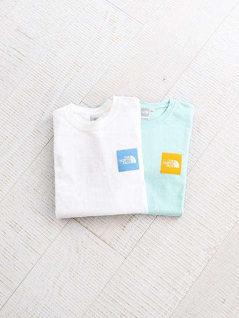 THE NORTH FACE(ザ ノースフェイス )L/S Sleeve Graphic Tee