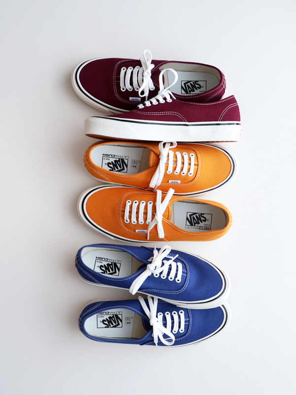 VANS (バンズ)  AUTHENTIC 44DX ANAHEIM FACTORY