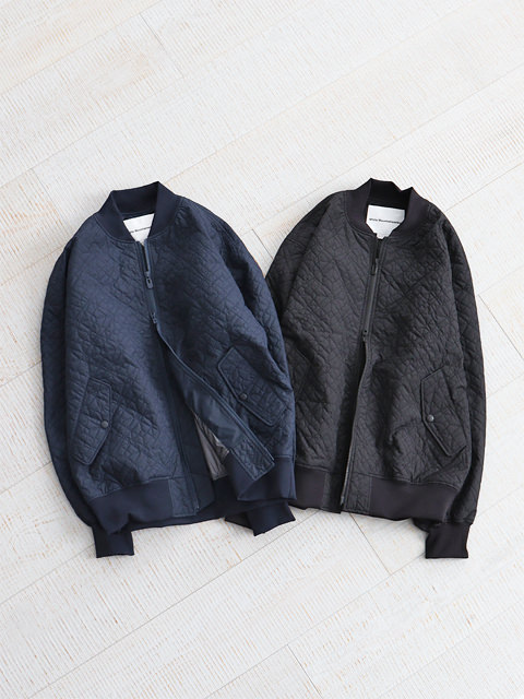 White Mountaineering (ホワイトマウンテニアリング) GORE-TEX INFINIUM QUILTED MA-1