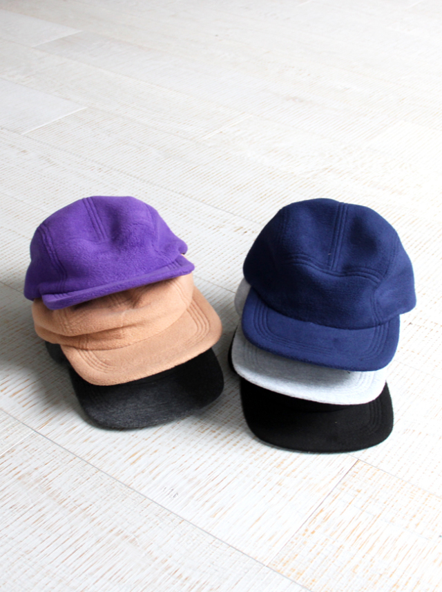 Winner Caps(ウィナーキャップ) FLEECE CAMP CAP