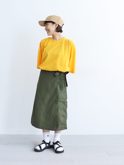 Ordinary fits(オーディナリーフィッツ) CARGO SKIRT