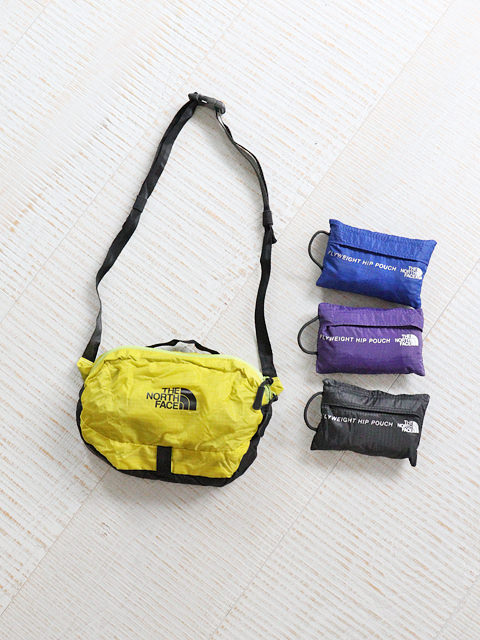 THE NORTH FACE(ザ ノース フェイス)Flyweight Hip Pouch