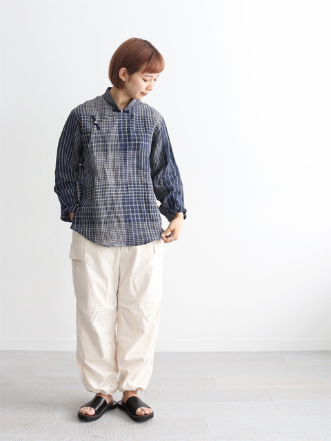 A Vontade(アボンタージ)Jungle Fatigue Trousers -Army Ripstop-