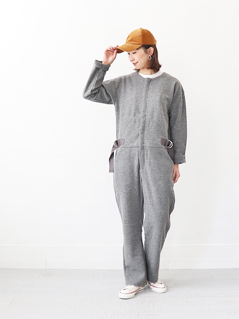 White Mountaineering (ホワイトマウンテニアリング) LONG SLEEVES JUMPSUIT