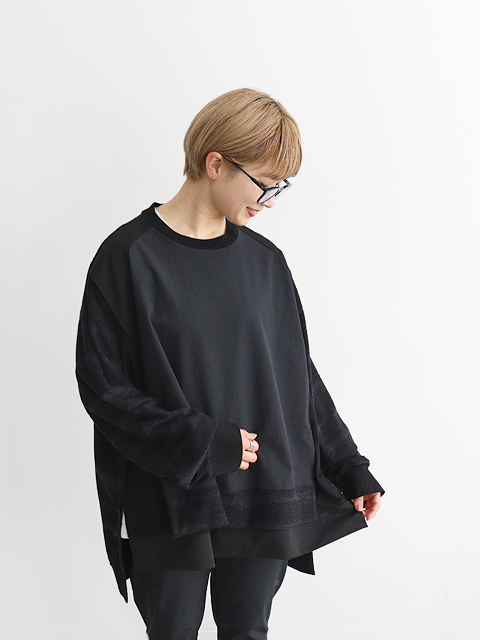 White Mountaineering (ホワイトマウンテニアリング) DOUBLE LAYERED PULLOVER