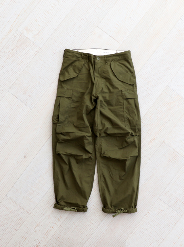 YAECA LIKE WEAR(ヤエカ ライクウェア) M-51 FIELD PANTS