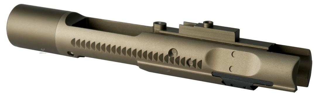 ANGRY GUN マルイM4MWS用 ハイスピード アルミボルトキャリア-John Wickスタイル/FDE