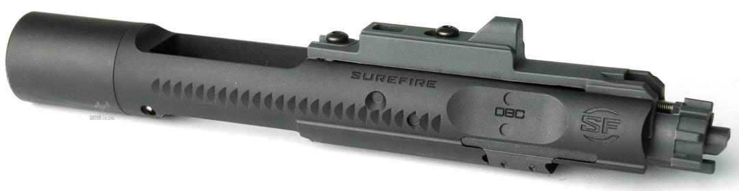 ANGRY GUN マルイM4MWS用 ドロップイン ハイスピードアルミボルトキャリアセット-SFタイプ/BK
