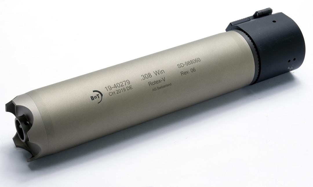 AngryGun B&T Rotex-V.308タイプサプレッサー