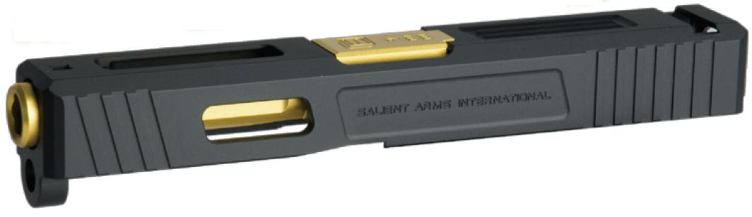 DETONATOR  Salient Arms Tier1 カスタムスライド 東京マルイ G19 GBB対応