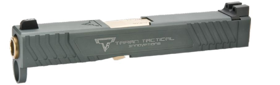 NOVA TARAN TACTICAL GLOCK43 スライドセット BK/Rosewoodバレル UMAREX(VFC) GLOCK42 GBB 対応