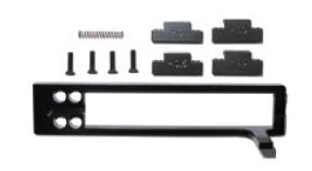 WII TECH スティールトリガープレート  Cyber Gun/WE Airsoft P90TR GBB対応(純正パーツNO.24)