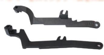 WII TECH 東京マルイ MK23 SOCOM 固定スライドガスガン対応 スティールトリガーバーセット